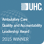 Ambulatory Care Quality and Accountability Leadership Award