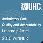 Ambulatory Care Quality and Accountability Leadership Award