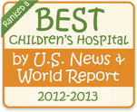 Best Children's Hospital by U.S. News & World Report 2011-2012