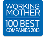 Working Mother - 100 Best Companies 2013