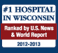 UW Hospital and Clinics Named Top Hospital in Wisconsin