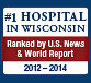 UW Hospital and Clinics Named #1 Hospital in Wisconsin